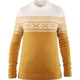 Fjällräven Övik Scandinavian Suéter Mujer, acorn